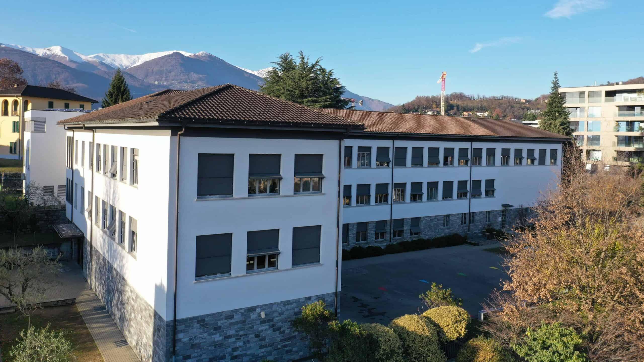 Scuola Media di Massagno